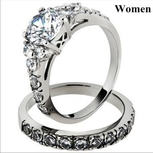 Stainless steel bridal set size 11